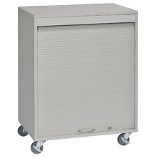 "Locking HIPPA 34.19"" Medical Cart"