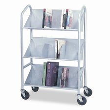 Sloped Shelf Cart