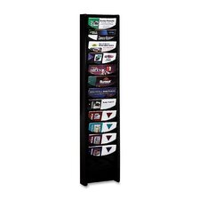 <strong>Buddy Products</strong> 12 Pocket Literature Rack