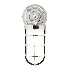 Admiral Simple 1 Light Wall Lantern