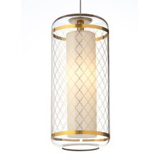 Ecran 1 Light Monorail Mini Pendant