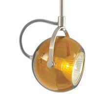 Pod 1 Light 2-Circuit Monorail Head Track Light