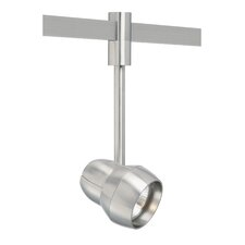 Om 2-Circuit 1 Light Incandescent PAR30 Long Track Light Head