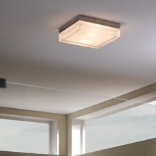 Boxie Ceiling 1 Light Flush Mount