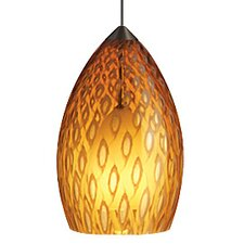 Firebird 1 Light Monorail Pendant