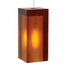 <strong>Tech Lighting</strong> Solitude 1 Light Energy Efficient Solitude Pendant