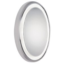 Tigris Oval Surface Mounted Illuminated Mirror