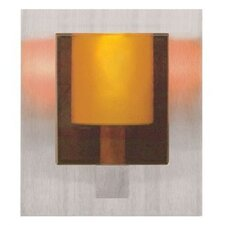 Cube 1 Light Wall Sconce