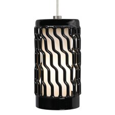 <strong>Tech Lighting</strong> Liza 1 Light Grande Pendant