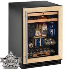 16 Bottle Single Zone Wine Refrigerator