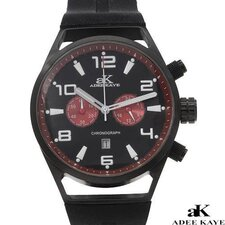 <strong>Vivid Gemz</strong> Adee Kaye Men's Watch