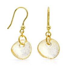 Venetiaurum 14K/925 Murano Glass Drop Earrings