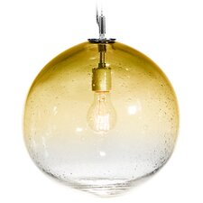Fizz Solaris 1 Light Globe Pendant