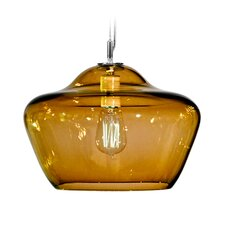 <strong>Tempo Luxury Home Collection</strong> Vesuvius Aura 1 Light Pendant