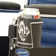 Wheelchair Can Holder