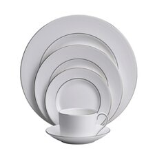 Blanc Sur Blanc 5 Piece Place Setting
