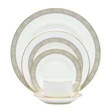 Gilded Weave Dinnerware Collection