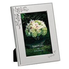 Lace Bouquet Picture Frame