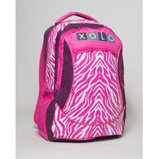 Zaney Zebra Backpack
