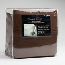Welspun Smooth Comfort 440 Thread Count Sateen Weave Sheet Set