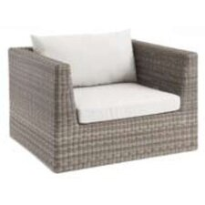 <strong>Domus</strong> Delmar Modular Deep Seating Chair with Cushion