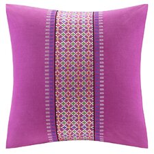 Vineyard Paisley Throw Pillow