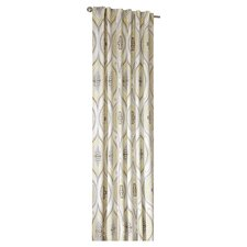 <strong>echo design</strong> Lanterna Cotton Curtain Single Panel