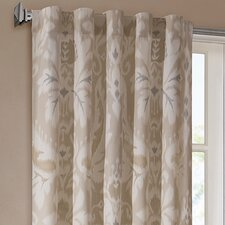 Positano Cotton Curtain Single Panel