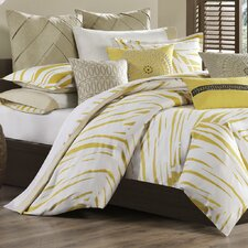 <strong>echo design</strong> Abstract Palm Duvet Collection