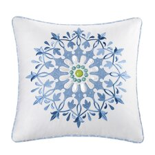Sardinia Cotton Throw Pillow