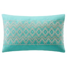 <strong>echo design</strong> Mykonos Cotton Linen Oblong Pillow