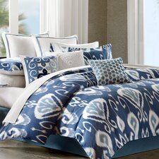 Bansuri 4 Piece Comforter Set