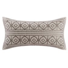Odyssey Cotton Faux Linen Oblong Pillow