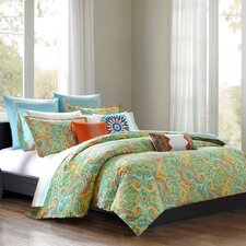 <strong>echo design</strong> Beacon's Paisley Duvet Cover Collection