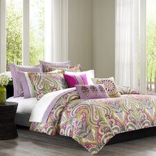 Vineyard Paisley Duvet Cover Collection