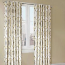 Lanterna Cotton Curtain Single Panel