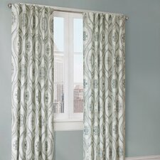 Lanterna Cotton Grommet Curtain Single Panel