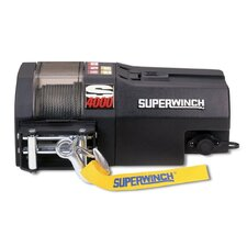 Performance 24 Volt Trailer Winch with 4000lb Capacity
