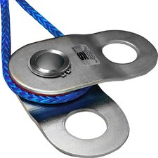 Off Road and Recovery Swing-Away Pulley Block