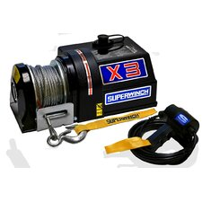 X3 Series 12 Volt Utility Winch
