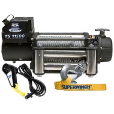 Tiger Shark Off-Road Winch with 11,5000lb Capacity