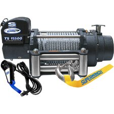 Tiger Shark Off-Road Winch with 15,500lb Capacity