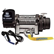 Tiger Shark Off-Road Winch with 17,500lb Capacity