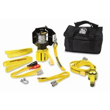 2,000 Lbs. Winch-in-A-Bag Portable Off-Road Winch
