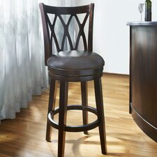 "30"" Swivel Bar Stool with Cushion"