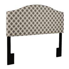 Geometric Upholstered Headboard