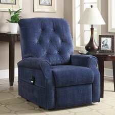 Prima Position Lift Chair with Button Back
