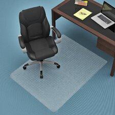 Rectangular Straight Edge Chair Mat