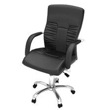 High-Black Executive Office Chair