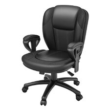 <strong>Z-Line Designs</strong> Manager Bonded Leather Chair